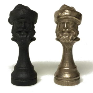 Santa Chess Pieces